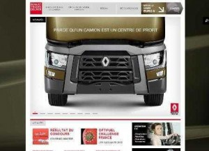 renault trucks site